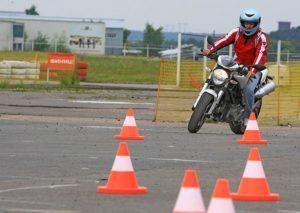 Курсы вождения мотоцикла в Днепропетровске, категория А